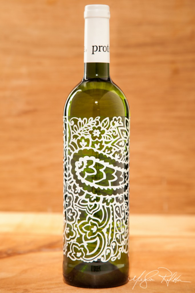 A chenin blanc. Shot 08/07/14 for Alive Eat & Drink Wine Review. (Meghan Ralston)